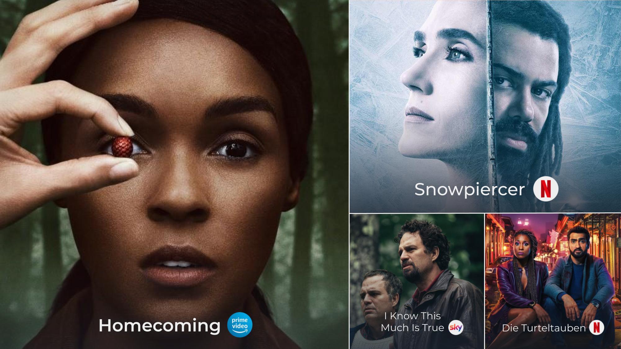 Netflix Neustarts