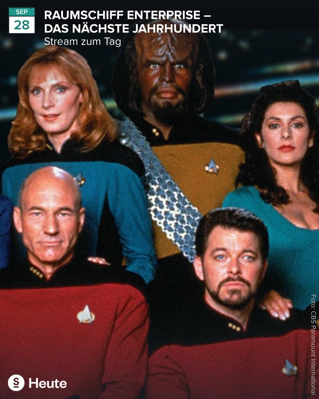 Star Trek The Next Generation Stream